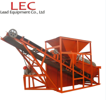 China high quality roller sand screening machine