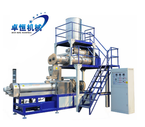 Ce Approved Pet Dog Cat Feed Machine Manufacture