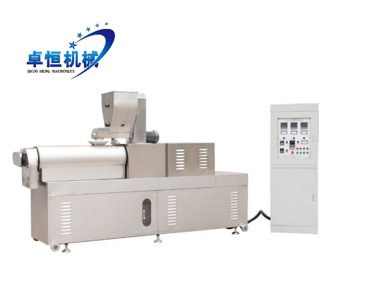 Pet Food Machinery Animal Dog Cat Feed Making Machine