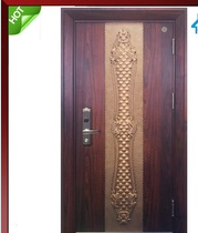 Luxury Exterior Metal Safety Door Price Pictures