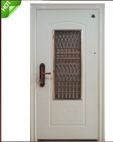 Cheap Exterior Steel Entrance Door Manufacture