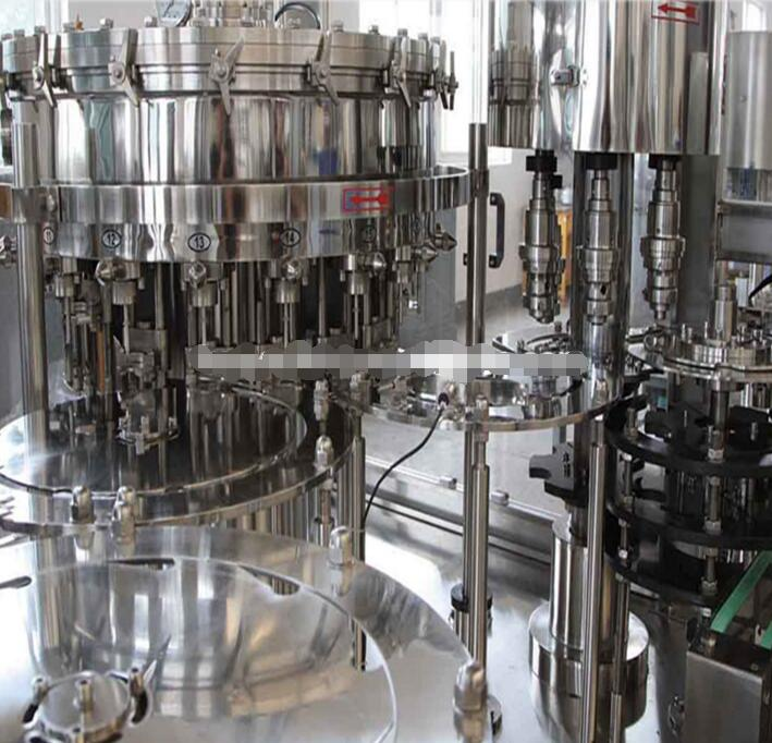 CGF juice filling production line
