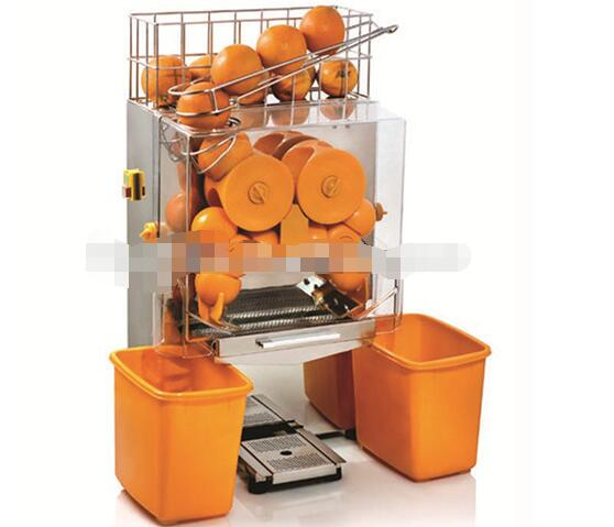 CE approved orange juicer machine/industrial orange juicer machine/orange juice production line