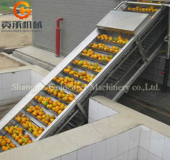 Fresh Concentrate Orange juice Production Line