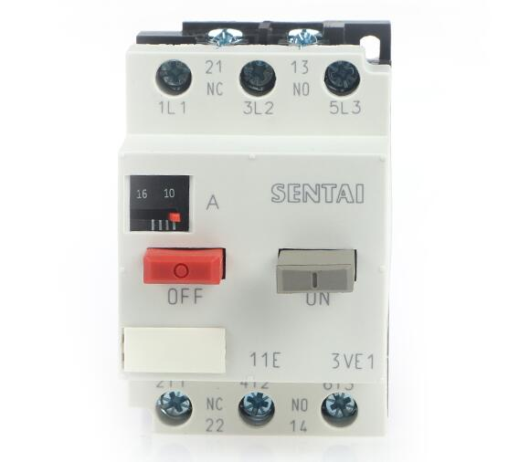 3VE series motor protection circuit breaker with CE Certification