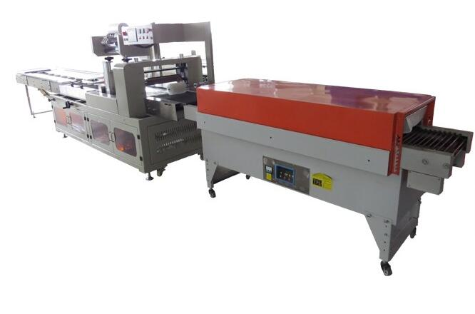High speed shrink wrapping machine, Pharmaceutical Packaging Machine