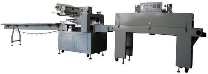 HZ-RS450/800 Series Heat shrinkable film packaging machine