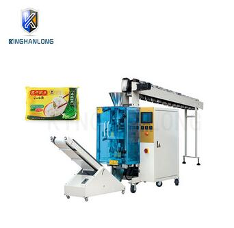 KHL-420Large particles Semi - automatic chain dumplings/tea bag packing machine