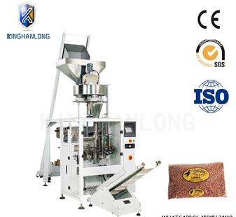 KHL-420 Large particles rotary cup lentils granule packing machine