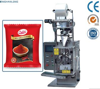 Automatic 1-50gram snus powder sachet stick packing machine