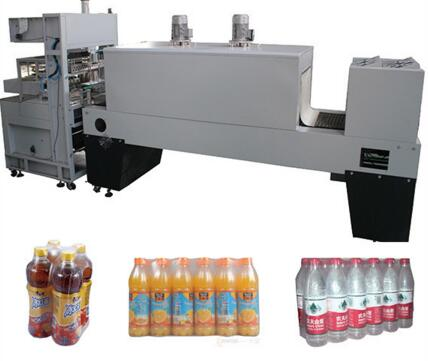 High Quality Plastic Film Heating Hot sale PVC Shrink Packing Machine