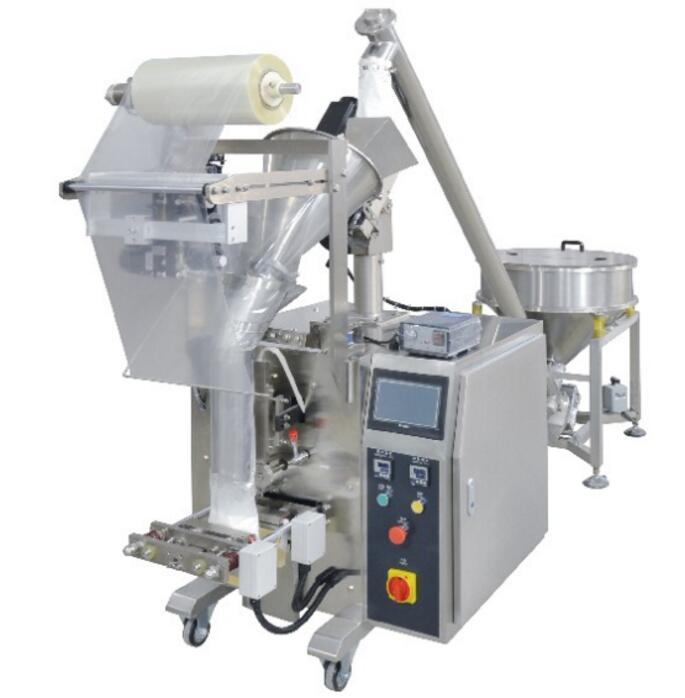 ZE-160F Series condiment plastic bag powder packing machine