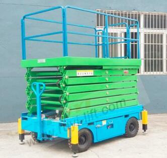 150-1000kg scissor lift/work platform lift 3m/6m/9m/12m/16m with CE