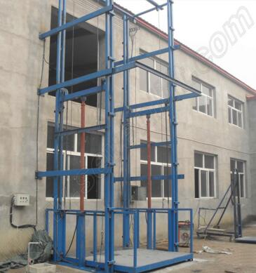 hydraulic elevator guide rail alignment furniture platfoam lift table 2 level in china
