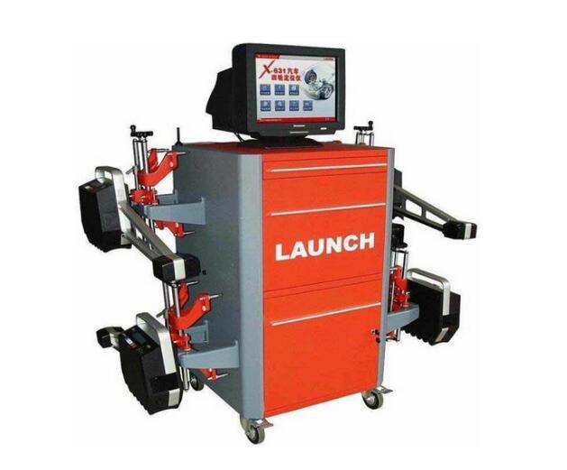 Manufacturer High Quality Wheel Aligner