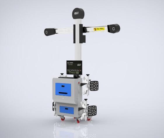 Low  Price 3D Wheel Alignment Equipment