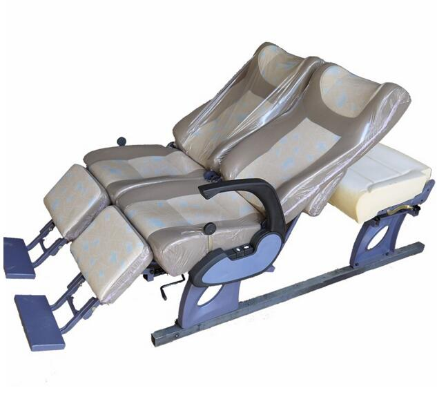 High technology design VIP train passenger seat railway seats