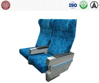 HT-IS-D002 Fixed High Quality Railway Passenger Coach Seat