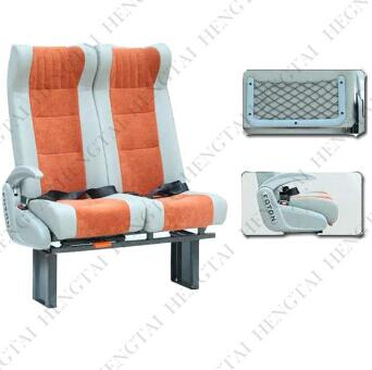 High Quality Railway Passenger Coach Seat With Fire-retardant Fabric