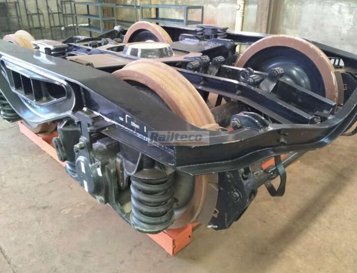 Railteco RTHZ83F Series Good Quality Steel Railway Bogie