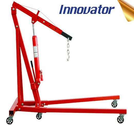 High quality hydraulic engine hoist shop crane IT740 Series