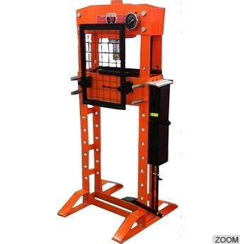 SM09-E10301 Series 30Ton Foot/manual Shop Press With Gauge
