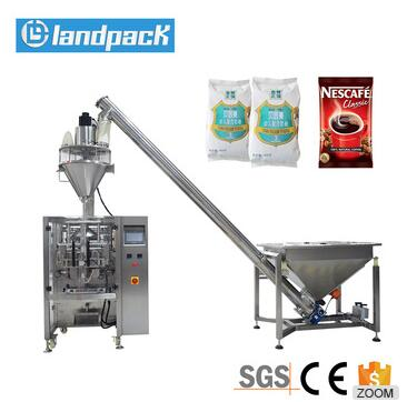 LANDPACK 520 Automatic Auger Powder Filling Machine