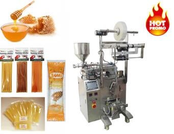 Tomato ketchup/ jam/ honey/butter pouch liquid packing machine