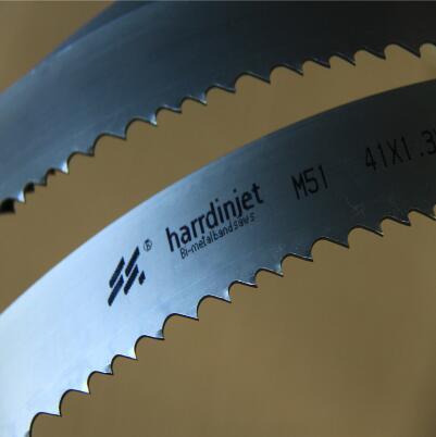 M51 HSS Bimetal Band Saw Blade