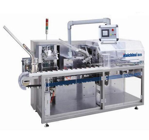 DZH-120 Series Blister Automatic Blister cartoning machine