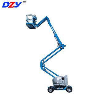 DZY-500 Series jinan dzy manufactured telescopic boom lift platform