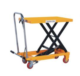 HC-LT15 Series 1000mm stamped type hydraulic scissor lift table