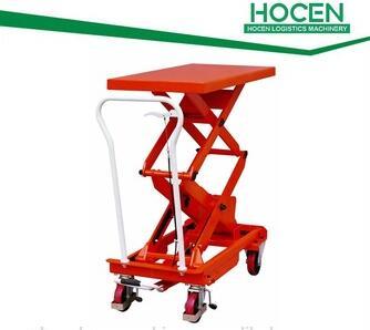 HC-LT15 770 LB hydraulic work table mini lift table Garage Shop cart