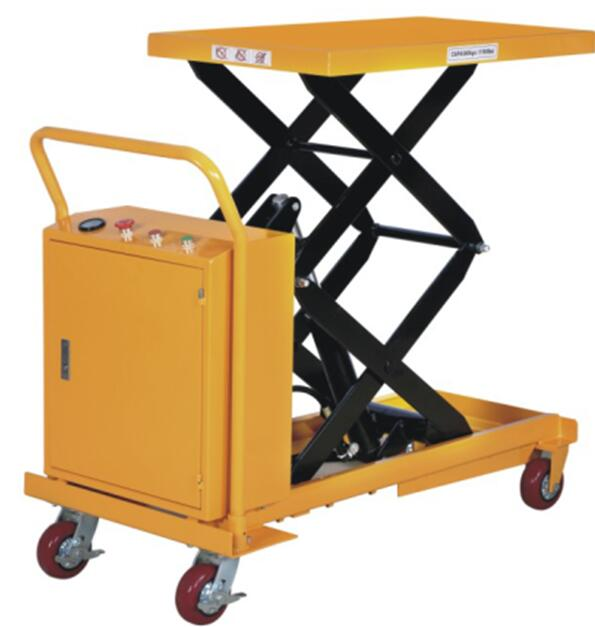 DP30-HC Series manual electric portable mobile work shop trolley