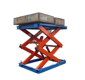 WLG2.0-4.5 4.5m stationary residential cargo lifts / scissor lift