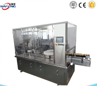 new condition automatic schering bottle filling capping machine for sale