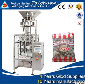 TCLB-420BZ Sunflower Seeds /Vegetable seed packing machine