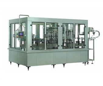 HG18-18-6 Series Three-in-one Liquid Filling Packaging Machine