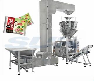 Whole Completed Automatic Vertical Granule Packing Machinery
