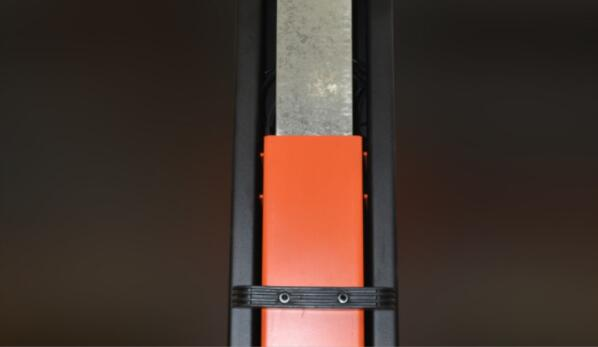 Portable hydraulic single post car lift with CE