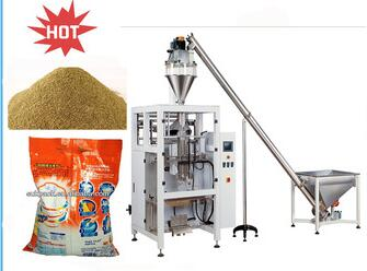 China cocoa powder automatic packing machine with high quality