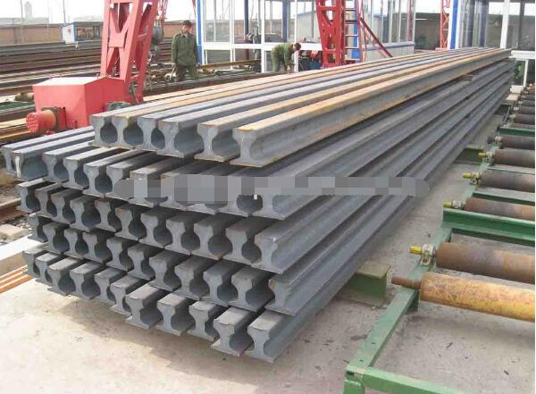 12kg Light Steel Rail Packed In Bundle With Iron Wire
