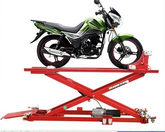 HY-JSMT-A Convenient Motorcycle Scissor Lift Made in China