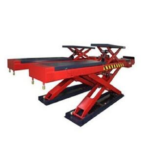 Tianyi car lift/ultra thin scissor lift/portable hydraulic car lift