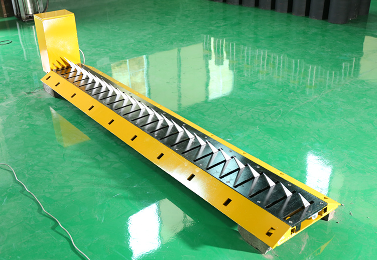 High Security Electromechanical/Manule Tyre Killer in Traffic Barrier