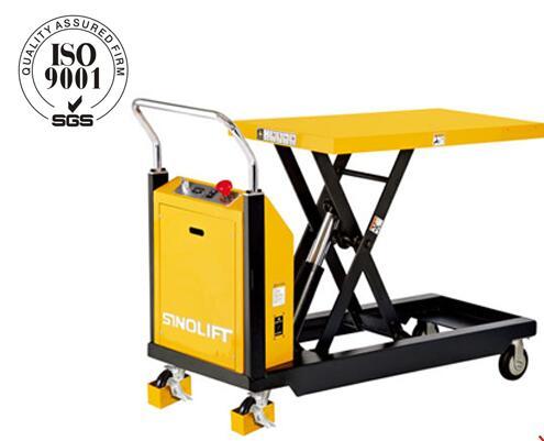 New CYTD230S Electric Hydraulic Platform Single Scissor Table Lift