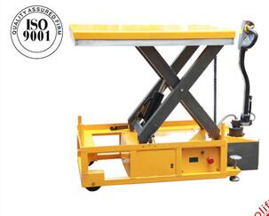SINOLIFT YLF120 Mobile Electric Hydraulic Scissor Lift Table