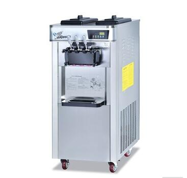 Hot sale 304 stainless steel Commercial soft Ice Cream Machine