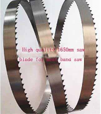 High quality alloy steel band saw blade