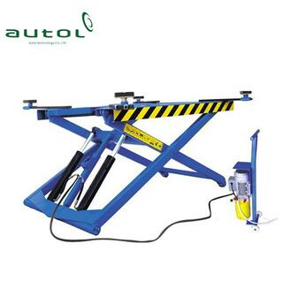 50Hz/60Hz  270 car lift Movable Hydraulic Movable Scissor Lift